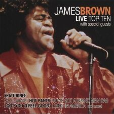 NEW - Live Top Ten W/ Special Guests by Brown, James