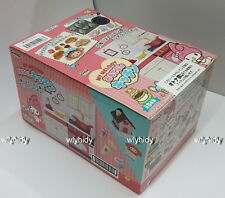 Sanrio Miniatures MY MELODY kitchen Complete Box Set - Re-ment    ==