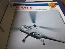 Fliegen 12: Karte 47 Sikorsky R 4, R 5 erster Serienhubschrauber
