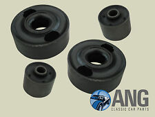 JAGUAR XJ6,XJ12, E-TYPE,DS420,S-TYPE, XJS,Mk10 RADIUS ARM BUSHES x 4 (CAR SET)