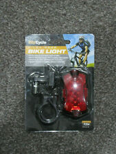 MY CYCLE CYKLING BIKE REAR LIGHT 5 LED NEW