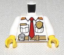 LEGO NEW POLICE COP OFFICER MINIFIGURE TORSOS FIGURE PARTS
