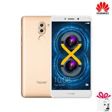"Huawei Honor 6X 5.5"" Dual Sim Smartphone 3GB RAM+32GB Versión Europea España"