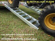 Heavy Duty 1.2 tonne capacity ATV loading ramps 1.75 metres x 280mm