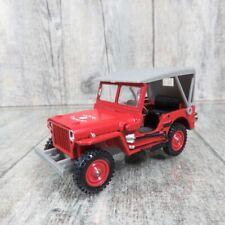 SOLIDO 256 - 1:43 - Jeep Willy - #U44157