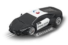 "Carrera Digital 132 3085420030854 Lamborghini Huracan LP 610-4 "" Police "" Nip"