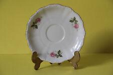 Seltmann Weiden Theresia Rosa Rosen Untertasse Untere für Kaffeetasse 14,5 cm