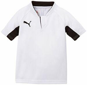 Puma Maillot garçons Speed blanc 8 ans / 128