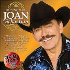 Lo esencial de Joan Sebastian 3CD+DVD