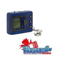 BANDAI DIGIMON DIGITAL MONSTER VER. 20TH ANNIVERSARY BLUE VIRTUAL PET