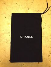 Chanel  Drawstring Dust Bag Cover 32.5 cm X 19 cm NEW