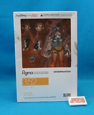 Tracer Action Figure Overwatch Figma Max Factory Masaki Apsy Series #352 Sealed
