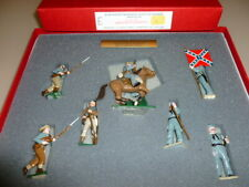 tradition  TOY SOLDIERS SET #905 confederate infantry
