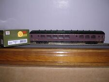 Roundhouse #85323  P.R.R. Old time Truss-Rod Dining Car #4487 H.O.Gauge