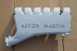 12-18 Aston Martin Vantage Vanquish Intake Manifold Left Side CD33-9424-BA AM310
