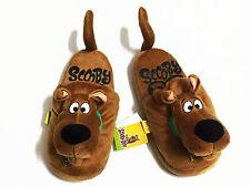 Scooby Doo Brown Slippers Shoes Women Size UK 3-7, US 5-9, EU 35-41 #025