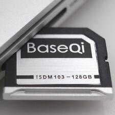 "BASEQI Aluminum 128GB Storage Expansion Card for MacBook Air 13"" (103MSV)"