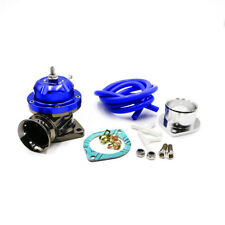 Universal Type-RS Turbo Blow Off Valve Adjustable 25psi BOV Blow Dump Blue