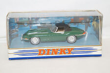 Dinky Collection DY-1 Jaguar E Type MK 1 1/2 1967 grün 1:43 Matchbox