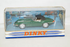 DINKY Collection dy-1 JAGUAR E TYPE MK 1 1/2 1967 VERDE 1:43 MATCHBOX