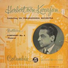 Beethoven/Karajan (Vinile LP) Symphony No.6 pastorale-COLUMBIA-CX 1124-UK-In buonissima condizione/In buonissima condizione