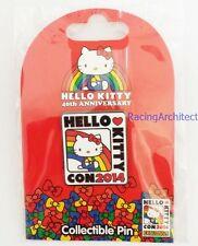 Hello Kitty Con 2014 Exclusive Metal Pin - Convention Logo
