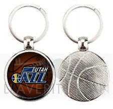 UTAH JAZZ NBA BASKETBALL KEYRING-KEYCHAIN-PORTACHIAVI-PORTE-CLÉS-LLAVERO