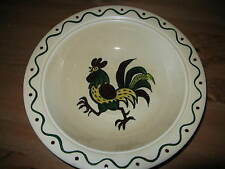 California Provincial Poppytrail Metlox Vegetable Bowl and 2 Bread Butter Plates