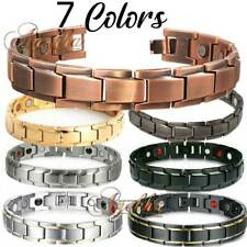 ORIGINAL COPPER MULTI BIO MAGNETIC BRACELET ARTHRITIS THERAPY TITANIUM PX02