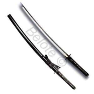 "Cold Steel Emperor Katana Sword 41"" 39.5oz Carbon 88K"