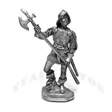 "Tin Soldier ""German Infantryman, 15th Century"" 1/32 54mm"