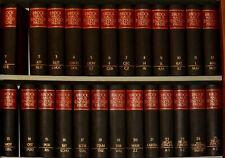 Brockhaus 24 Bände Leder + Goldschnitt (19. Auflage) - Neupreis ca. 2.400 ? (!)