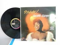 "Dakota Staton,Capitol T1054,""Dynamic!"",US,LP,mono,jazz vocals,1958,color band,M-"