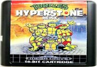Teenage Mutant Ninja Turtles: The Hyperstone Heist (1992) Sega Genesis / MD