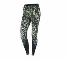 Nike Women's Power Legendary Printed Mid-Rise Tights (803018 701) X-SMALL