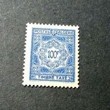 Algeria Stamp Scott# J48 Postage Due 1953  MH C520
