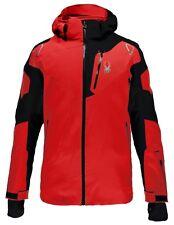 Spyder LEADER Ski JACKET 3M Thinsulate RED Spylon AUTHENTIC Mens XL NEW 2017