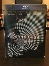 The Prestige Steelbook On Blu-Ray- Brand New- Italian Packaging