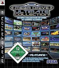 Sega Mega Drive Ultimate Collection de Sega of America,... | Game | estado bien