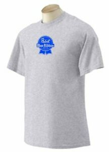 Pabst Blue Ribbon Beer T-shirts Signs Decals