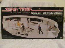 Mego Star Trek motion pic Enterprise bridge playset. RARE! NEW IN SEALED BOX
