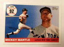 2006 Mickey Mantle Topps Home Run # MHR 92