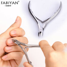 Cuticle Nipper Scissor Cut Dead Skin Remover Clip Manicure Pedicure Nails Tools
