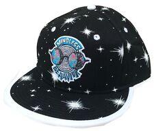 Mindless Behavior Starry Night Design Black Baseball Hat Cap New Official Band