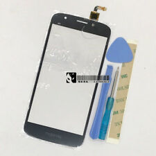 For Motorola Moto E5 Play Black Touch Screen Digitizer Glass Lens & Tools