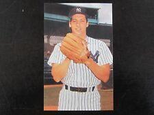 1985 Tcma New York Yankees John Montefusco Postcard
