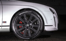 "21"" Bentley GT / GTC Carbon SSR alloy wheels and tyres"