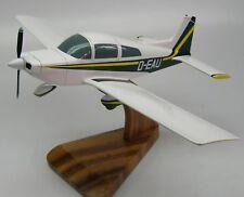 Grumman Cheetah AA-5A Airplane Desktop Kiln Dry Wood Model Regular New