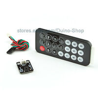 IR Remote Control Infrared DIY Kit For Arduino MCU PIC