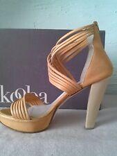 Kooba Samantha Tan Womens Heels Size 10 New $400